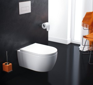 Excellent Doto Classic wall mounted toilet