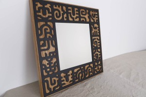 CUT-OUT Mirror