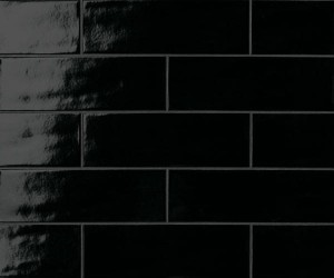 Fap Ceramiche Manhattan Black 10x30