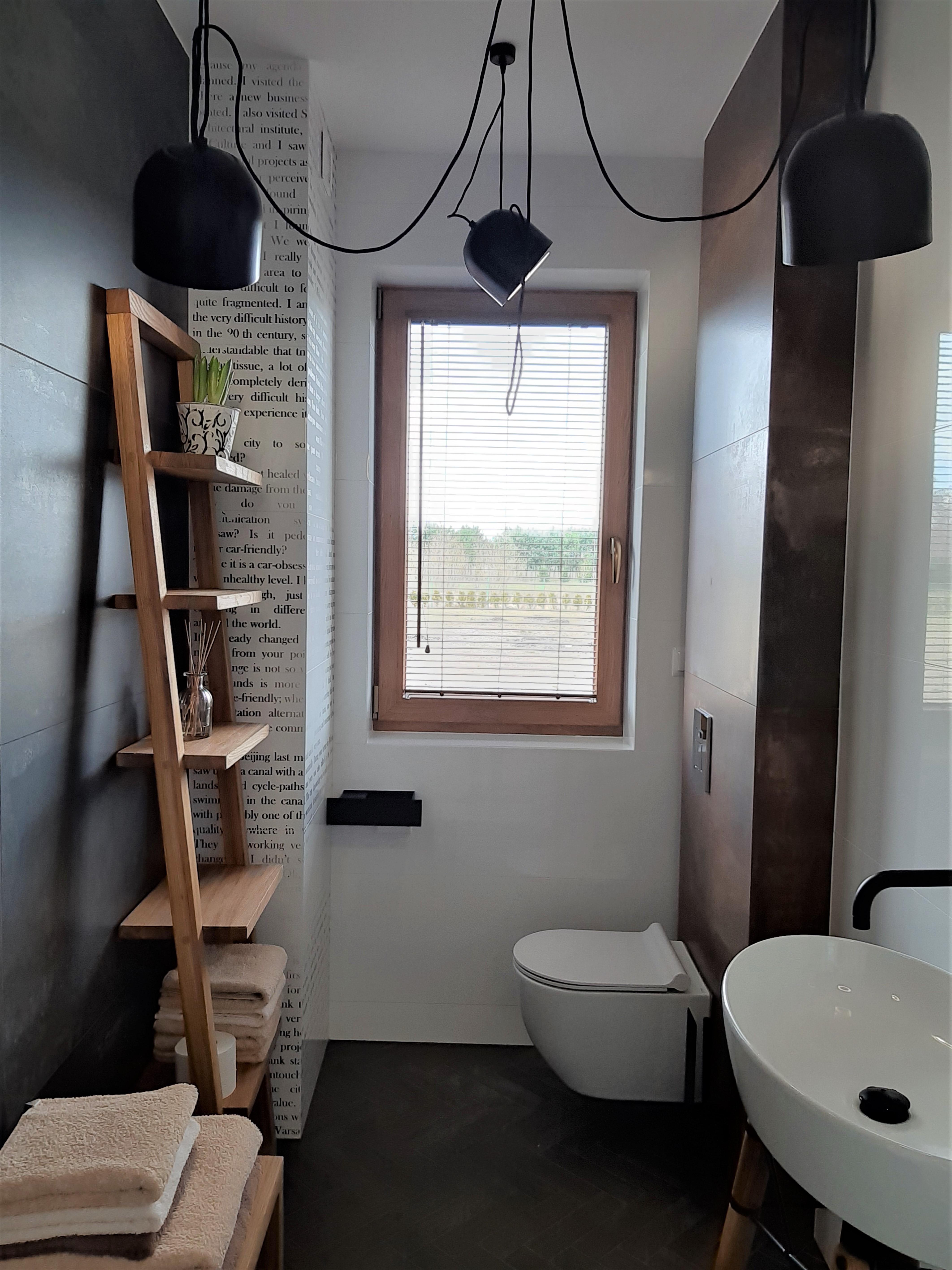 Urządzamy Małą łazienkę Kilka Sposobów Na Optyczne